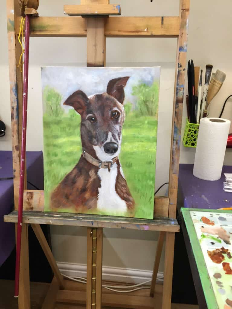 How it all Started 3 - Beginners Art Classes Uckfield Sussex