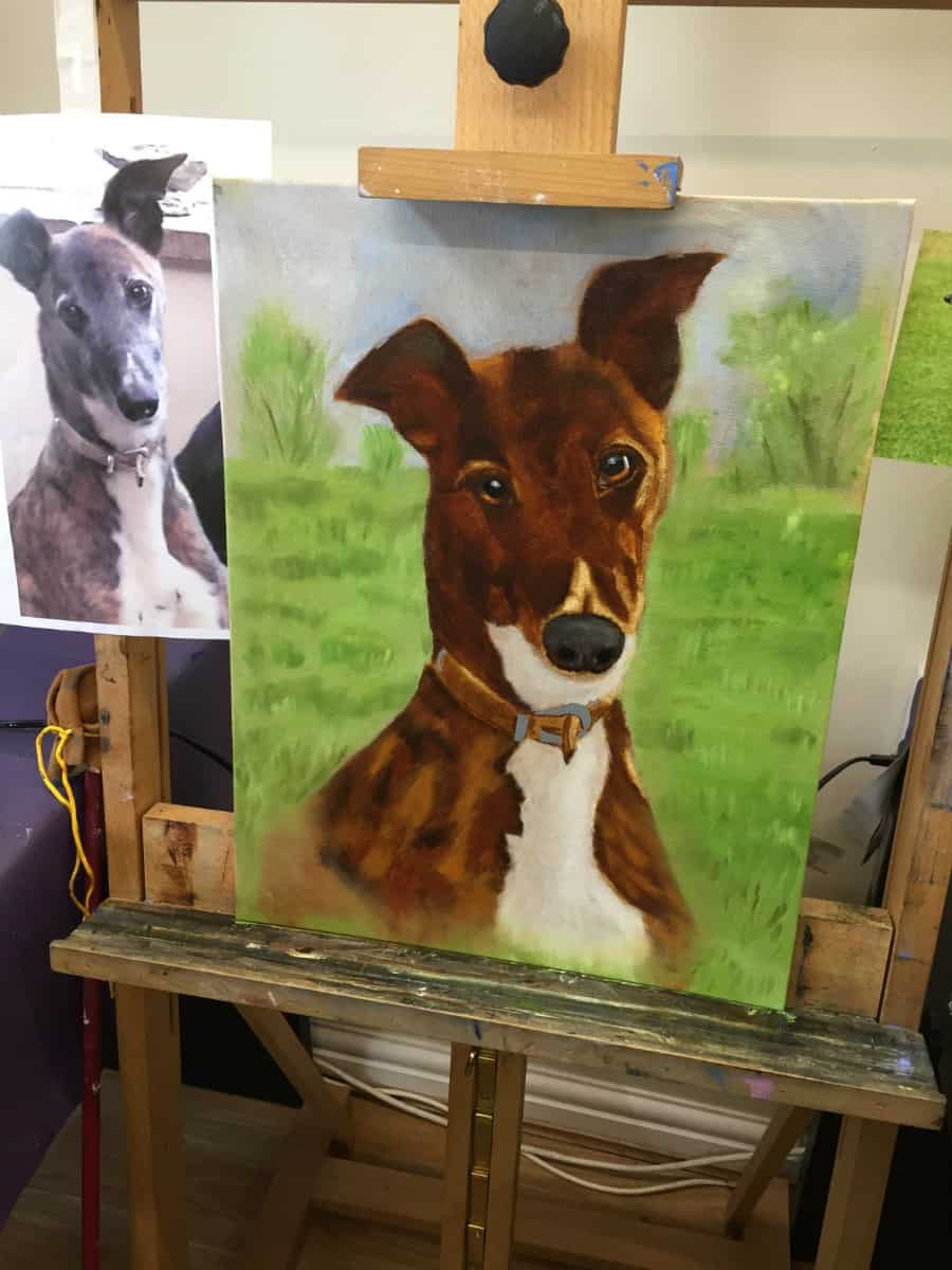 How it all Started - Beginners Art Classes Uckfield Sussex