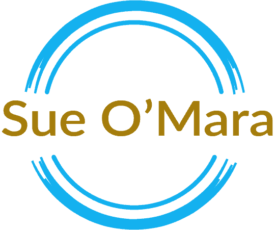 Sue O'Mara Art Logo V24