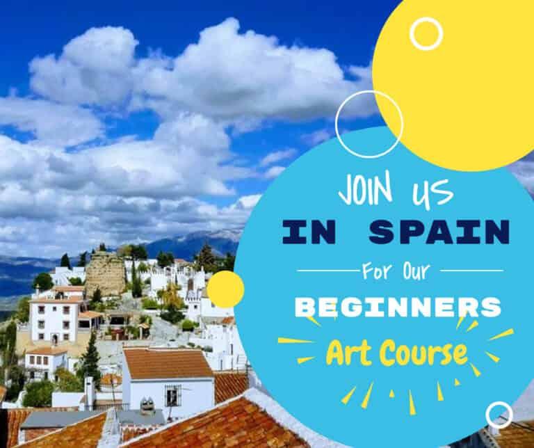 Art Classes in Spain