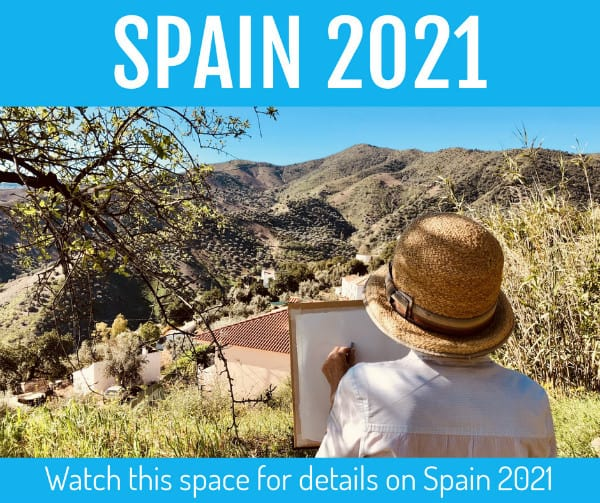 Painting Art Courses Spain
