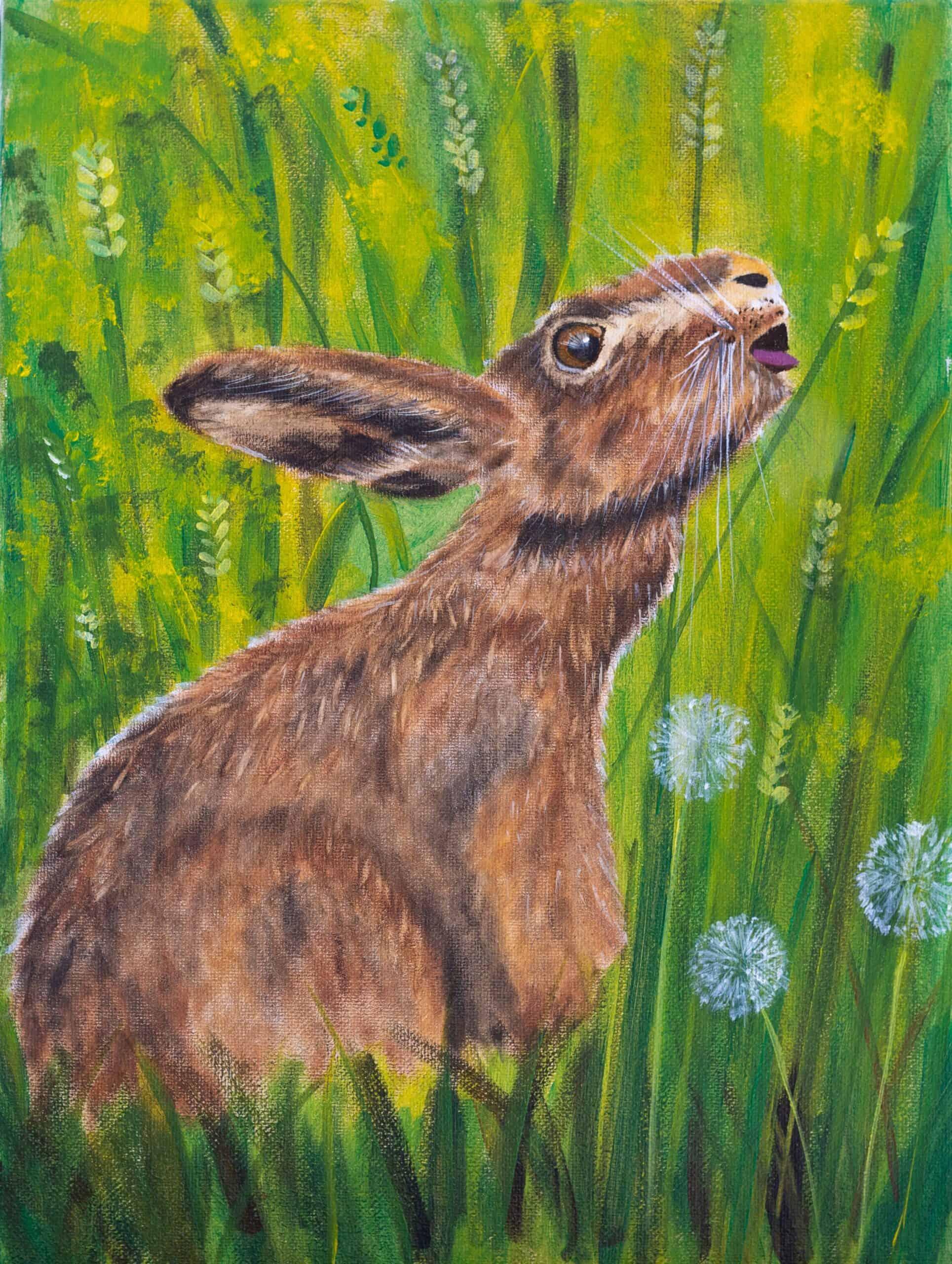Dandelion Hare